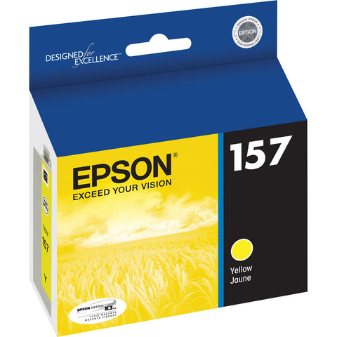 Epson T157420 R3000 Yellow Ink, printers ink small format, Epson - Pictureline