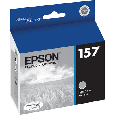 Epson T157720 R3000 Light Black Ink, printers ink small format, Epson - Pictureline