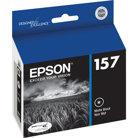 Epson T157820 R3000 Matte Black Ink, printers ink small format, Epson - Pictureline