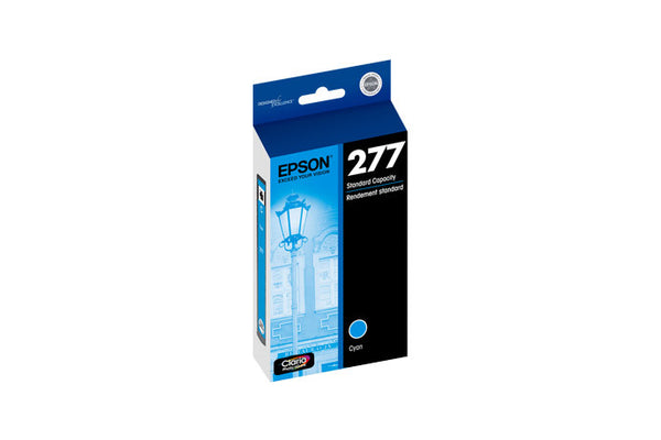 Epson T277220 XP-850 Cyan Ink, printers ink small format, Epson - Pictureline
