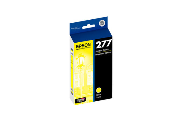 Epson T277420 XP-850 Yellow Ink, printers ink small format, Epson - Pictureline