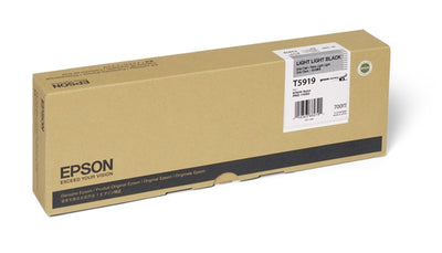 Epson T591900 11880 Ink Light Light Black 700ml, papers ink large format, Epson - Pictureline  - 2