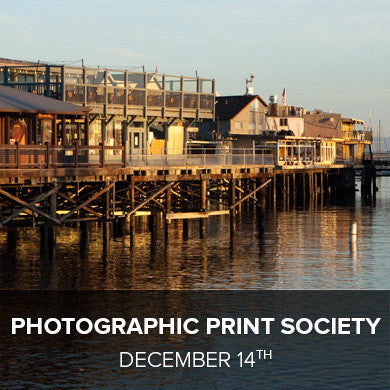 Photographic Print Society Meeting (December 14th), events - past, Pictureline - Pictureline