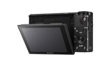 Sony Cyber-shot DSC-RX100 V Digital Camera, camera point & shoot cameras, Sony - Pictureline  - 4