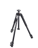 Manfrotto MT190X3 3 Section Aluminum Tripod w/MHXPRO-2W Head, tripods photo tripods, Manfrotto - Pictureline  - 2