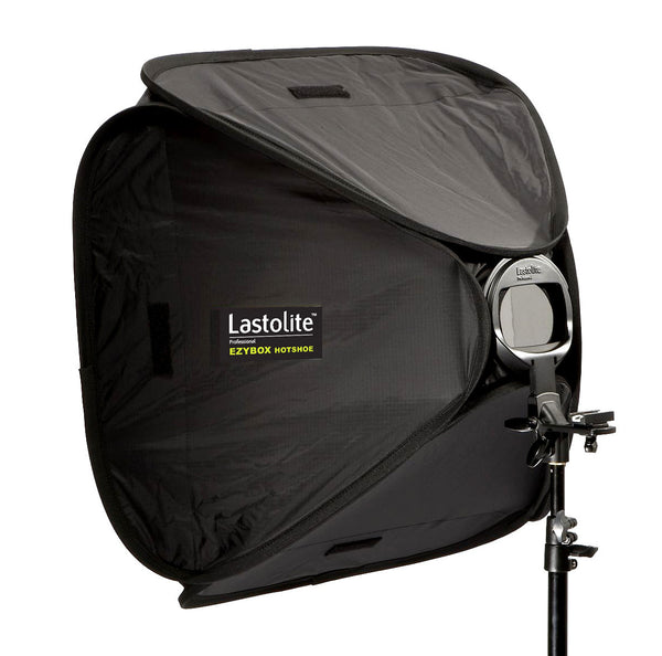 "Lastolite LL LS2438M2 Ezybox Hotshoe Kit (15""x15"") with M2 Bracket, lighting soft boxes, Lastolite - Pictureline"
