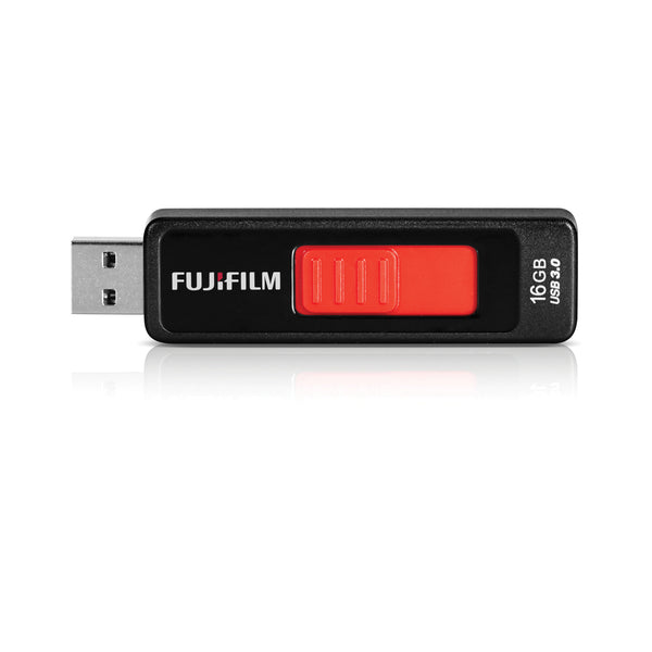 Fujifilm 16GB USB 3.0 Flash Drive, computers flash storage, Fujifilm - Pictureline