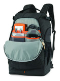 Lowepro Flipside 500 AW Camera Backpack (Black), bags backpacks, Lowepro - Pictureline  - 6