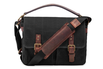 ONA Prince Street Camera Bag Black Canvas, bags shoulder bags, ONA - Pictureline  - 1