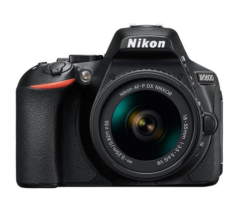 Nikon D5600 DX Digital SLR Camera (Body Only), camera dslr cameras, Nikon - Pictureline  - 1