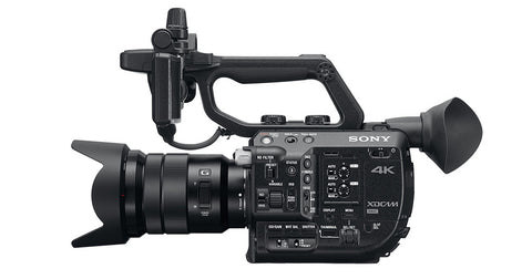 Sony PXW-FS5K XDCAM Super 35 Camera System w/18-105mm Lens Kit, video cinema cameras, Sony - Pictureline  - 1