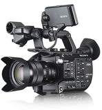 Sony PXW-FS5K XDCAM Super 35 Camera System w/18-105mm Lens Kit, video cinema cameras, Sony - Pictureline  - 2