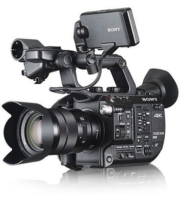 Sony PXW-FS5K XDCAM Super 35 Camera System, video cinema cameras, Sony - Pictureline