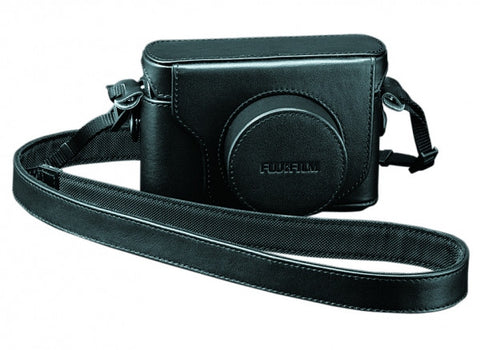 Fujifilm X20 LC-X20 Leather Camera Case, bags pouches, Fujifilm - Pictureline  - 1