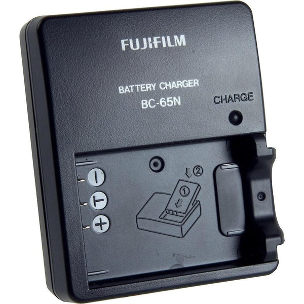 Fuji BC-65N Charger (NP-95 Battery), camera batteries & chargers, Fujifilm - Pictureline