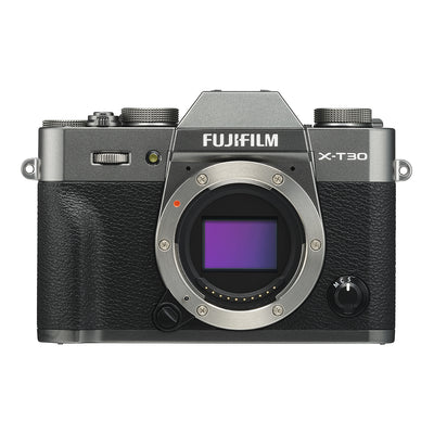 Fujifilm X-T30 Mirrorless Digital Camera Body (Charcoal)
