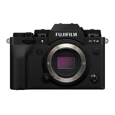 Fujifilm X-T4 Digital Camera Body (Black)
