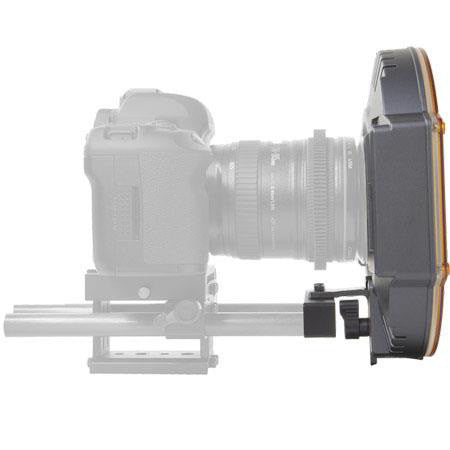 F&V 15mm Rail Mount for R-300, lighting ring lights / macro, F&V - Pictureline  - 1