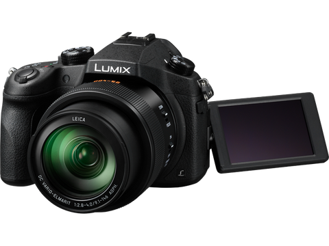 Panasonic Lumix DMC-FZ1000 Digital Camera, camera point & shoot cameras, Panasonic - Pictureline  - 1