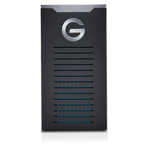 G-Technology 500GB G-Drive Mobile SSD R-Series USB-C Hard Drive