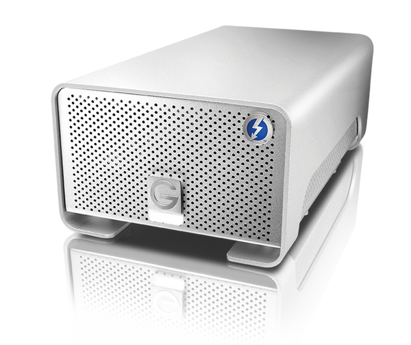 G-Technology 4TB G-RAID Thunderbolt Raid 0 Drive, computers desktop hard drives, G-Technology, Inc. - Pictureline  - 1