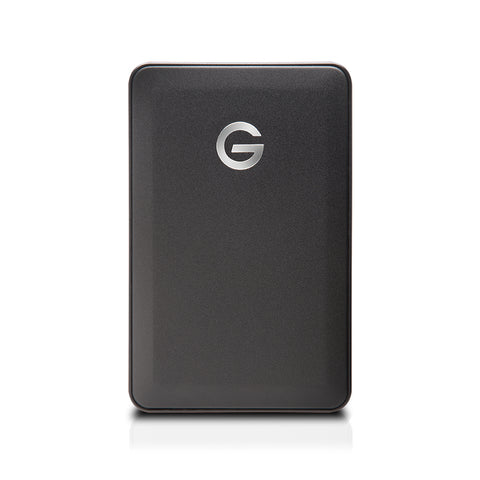 G-Technology 2TB G-Drive Mobile USB 3.0 Hard Drive (Black)