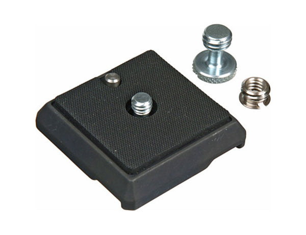 "Gitzo GS5370C Quick Release Plate with 1/4-20"""" and 3/8"""" Screws, discontinued, Gitzo - Pictureline"