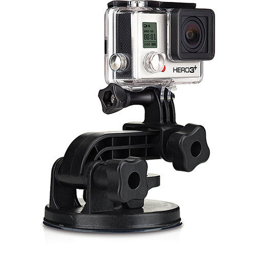 GoPro Suction Cup Mount, video gopro mounts, GoPro - Pictureline  - 1