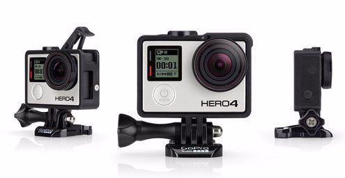 GoPro Frame Mount HERO3 / 3+ / 4, discontinued, GoPro - Pictureline  - 1
