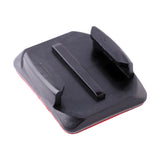 GoPro Flat And Curved Adhesive Mounts, video gopro mounts, GoPro - Pictureline  - 2
