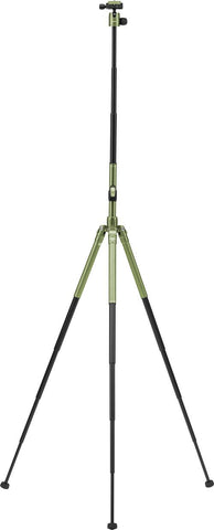 MeFOTO GlobeTrotter Air Travel Tripod Kit (Green), tripods travel & compact, MeFOTO - Pictureline  - 1