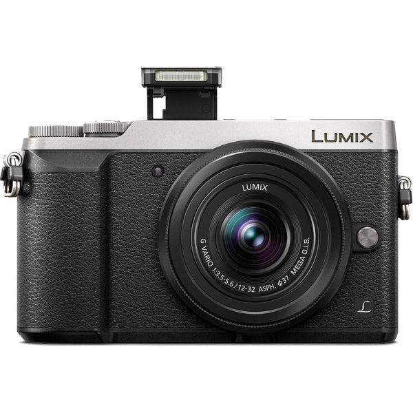 Panasonic Lumix DMC-GX85 Mirrorless Micro Four Thirds Camera w/12-32mm Lens (Silver), camera mirrorless cameras, Panasonic - Pictureline  - 1