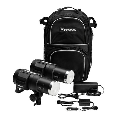 Profoto B1 500 AirTTL Location Kit, lighting studio flash, Profoto - Pictureline  - 1