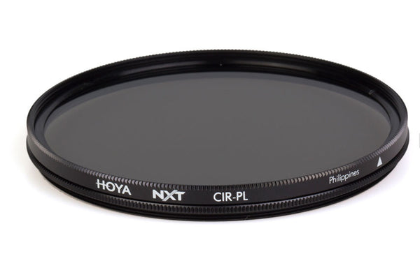 Hoya NXT Circular Polarizer 55mm Filter, lenses filters polarizer, Hoya - Pictureline  - 1