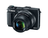 Canon Powershot G1 X Mark II Digital Camera, camera point & shoot cameras, Canon - Pictureline  - 2