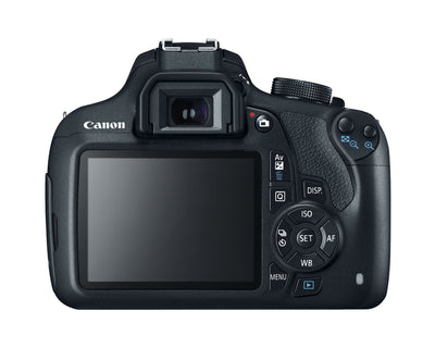 Canon EOS Rebel T5 18-55 IS II Kit (Black), discontinued, Canon - Pictureline  - 5