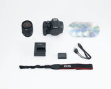 Canon EOS Rebel T5 18-55 IS II Kit (Black), discontinued, Canon - Pictureline  - 6