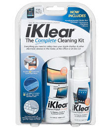 iKlear Complete Cleaning Kit, -none, iKlear - Pictureline