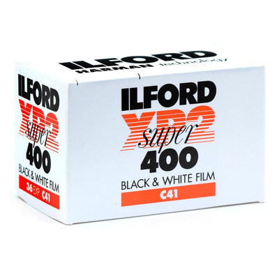 Ilford XP2 Super 135-36 Black & White Film (One Roll), camera film, Ilford - Pictureline