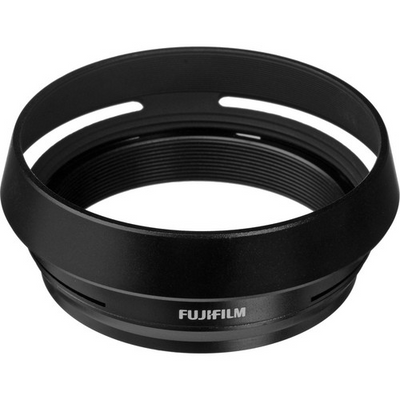 Fujifilm LH-X100 Lens Hood with Adapter Ring (Black)