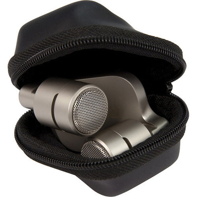 RODE iXY-L Stereo Recording Microphone for iPhone or iPad, video audio microphones & recorders, RODE - Pictureline  - 1