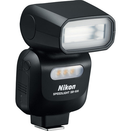 The Nikon SB-500 AF Speedlight at pictureline