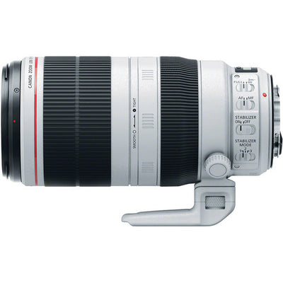 Canon EF 100-400mm f4.5-5.6L IS II USM Lens, lenses slr lenses, Canon - Pictureline  - 3