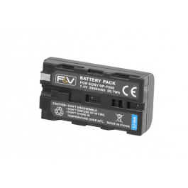 F&V NP-F550 DV Battery, discontinued, F&V - Pictureline