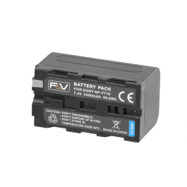 F&V NP-F770 DV Battery, discontinued, F&V - Pictureline