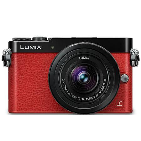Panasonic Lumix DMC-GM5 Digital Camera with 12-32mm Lens (Red), discontinued, Panasonic - Pictureline  - 1