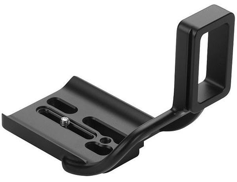 Kirk L-Bracket for Canon Mark III Digital Camera, tripods plates, Kirk Enterprises - Pictureline  - 1