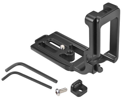 Kirk L-Bracket for 5D Mark III w/o Grip, tripods plates, Kirk Enterprises - Pictureline  - 1