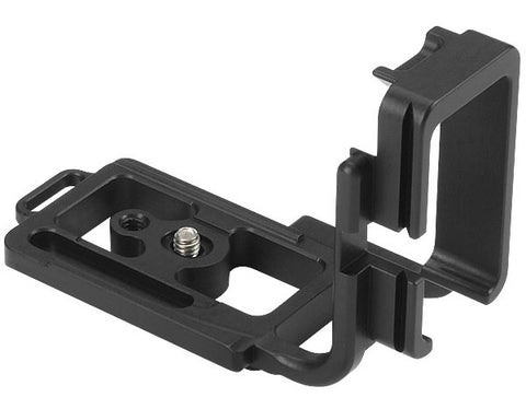 Kirk L-Bracket for Canon 7D, tripods plates, Kirk Enterprises - Pictureline  - 1
