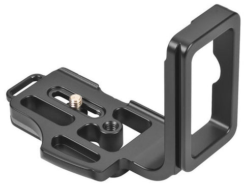 Kirk L-Bracket for Nikon D800 Digital Camera, tripods plates, Kirk Enterprises - Pictureline  - 1